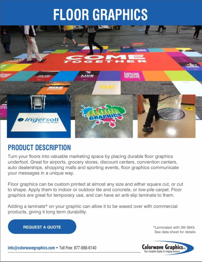 Floor Graphics PDF